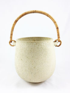 Arne Bang - Ceramic Art Deco ice bucket