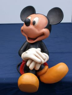 Disney, Walt - Figure - Mickey Mouse (ca. 1960s)