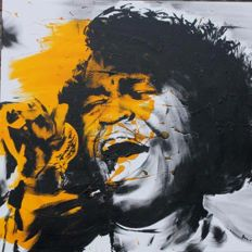 Bamu - At the end of the line / JAMES BROWN