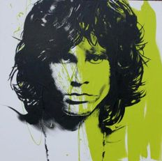 Bamu - At the end of the line / JIM MORRISON