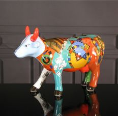 CowParade - It's your moove, medium - Barry Gore