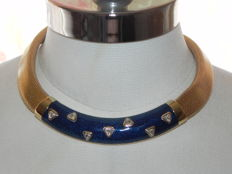 Christian Dior – Collier Top