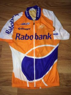 Rabobank, professional cycling jersey Tom Stamsnijder 2009/2010