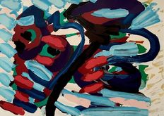 Karel Appel - Composition