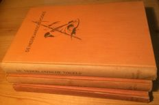 C. Eykman - De Nederlandsche Vogels, determination list, characteristics, etc - 3 volumes - 1937/1949