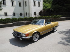 Mercedes Benz - S350 SL descapotable - 1972