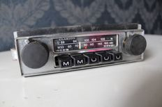 Clarion type ending on 310A - classic car radio - 1950s/1960s