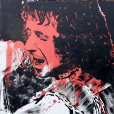 Bamu - At the end of the line / BON SCOTT