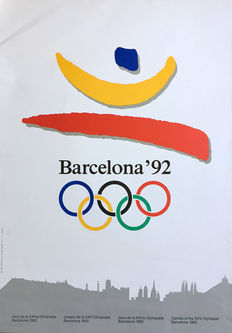 Anonymous - Barcelona '92 Olympic Games - 1992