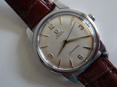Omega Seamaster automatic vintage men's wristwatch 1962, RECONDITIONED.