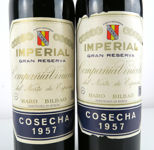 Check out our 1957 Rioja Imperial Gran Reserva - 2 bottles