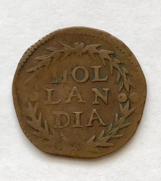 Holland – Duit-1604-1605 – copper