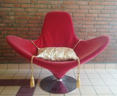 Designer unknown - Houston lounge chair