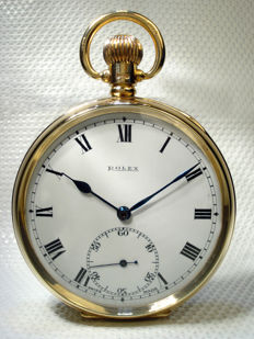 Rolex pocket watch - 1929