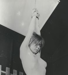 Photo; Lot with 2 Bondage photos-ca 1985