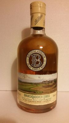 "Bruichladdich Links ""The 18th Green Royal Troon"" 14 years old (700ml & 46%) Limited Edition 12000 bottles"