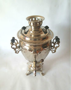 Samovar - Russian electric stainless teapot