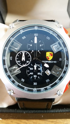 Porsche Watch - Dashboard Quartz promotional watch