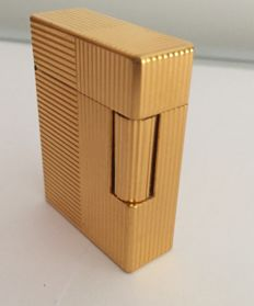 S.T. Gold plated Dupont line 1, from the 90s
