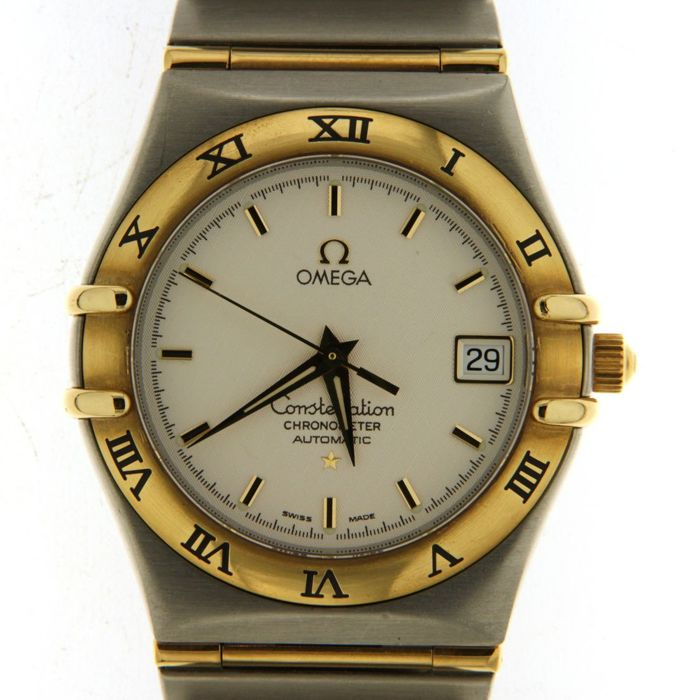 Omega Constellation - (our internal #7188)