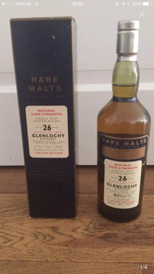 Glenlochy 1969 26 years old - Rare Malts - 59.0% - 750ml