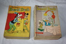 Donald Duck Weekblad - 104 issues - 2 complete years - 104xsc - 1st edition (1964/1965)