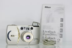 Nikon Lite Touch Zoom 70Ws AF compact camera
