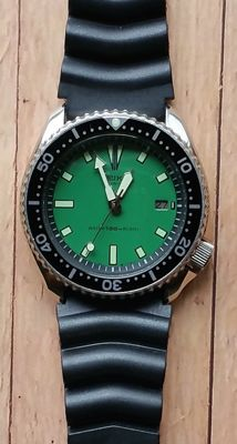 — Seiko 7002- 42mm Vintage diver´s watch — Men´s — 1990-1999