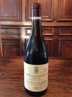 1985 Clos des Lambrays - 1 bottle
