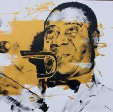 Bamu - At the end of the line /  LOUIS ARMSTRONG