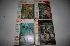 Collection Of x17 Galaxy Magazine's / Publications By Wally Wood - (1950's/1960's)