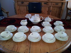 Tableware set with 15 pieces - Arzberg Bavaria porcelain