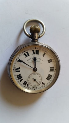 West End Watch Co. - 524935-16124 - Men's pocket watch - 1901-1949
