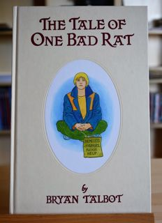 The Tale Of One Bad Rat By Bryan Talbot - Signed limited edition - (1995)