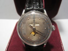 Omega – Rare steel Cosmic, Ref. 2471 – 1. Vintage men's wristwatch from the 1940s – 1901-1949.
