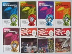 Science Fiction; Lot met 100 pulpmagazines van Perry Rhodan, complete serie - 1979/1981