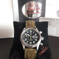 Omega Dynamic mens chronograph full set