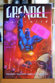 Grendel: War Child - Matt Wagner and Patrick McEown - signed - Limited Edition - (1994)
