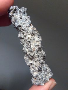 Fulgurite - Lightning strike - 8 cm! Excellent quality.