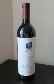 2013 Opus One  Napa Valley - 1 bottle