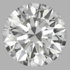 1.01 ct  Round Brilliant  D VS1 3EX GIA-#6796-original image -10x