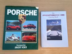 Two Porsche books