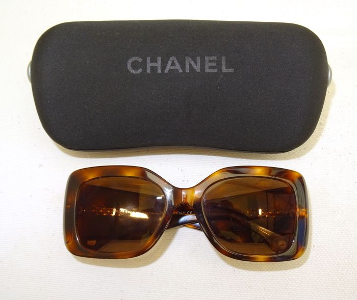 Chanel - Prachtige zonnebril model 5019 in originele Chanel box