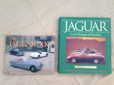 Two Jaguar books; history in words and pictures.