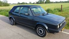 Volkswagen - Golf 1 Convertible - 1987