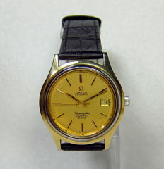 Omega Seamaster automatic men,s watch 1970s