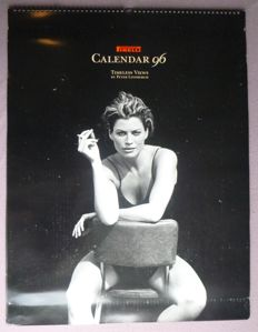 Peter Lindbergh -  Pirelli Calendar - 1996 - In original box