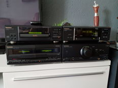 Technics  Class A....4 components...Class 1 laser Cd player..Tuner .Double tape deck