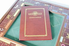 Franklin Mint Monopoly - The Collector`s Edition