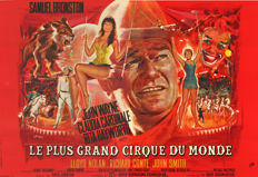 "Landi - Circus World / ""Le plus grand cirque du monde"" (Circus World - John Wayne)"